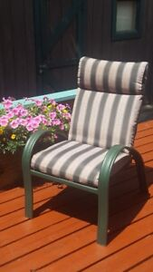 Great Patio Chairs (Nearly New)