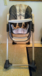 WANTED: Graco Deluxe High Chair