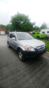 Honda CRV 02 For sale