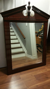 Colonial style mirror. $100
