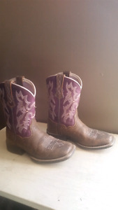 Girls Cowgirl boots