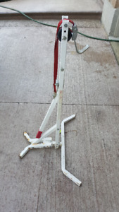 SLED JACK STAND