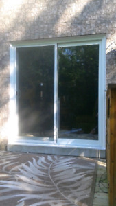Patio door supply and install