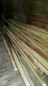 Lumber. Make a reasonable offer