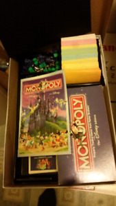 Monopoly and scene it ? Games