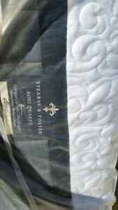 New SF top of the line KING PLUSH MATTRESSES