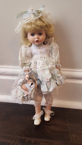 Vanessa Doll Collection