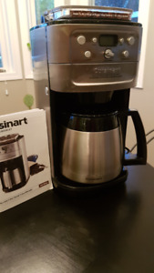 Cuisinart Automatic Coffeemaker DGB-900BCC