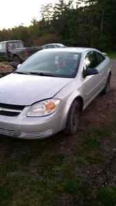 2006 chevrolet cobalt ls 5 speed
