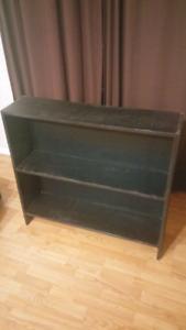 Black Bookcase $30 obo.