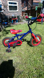"Huffy Patriot bike 12"""
