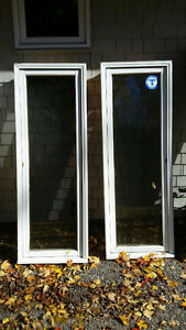 6' x 2'2 windows