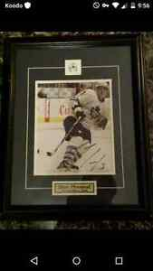 Signed dion phanuef picture Kingston Kingston Area image 1