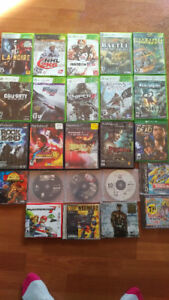 Ps2 games, ps1 games, xbox 360 games,