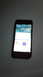 Black 16 gb iPhone 5 free to any carrier