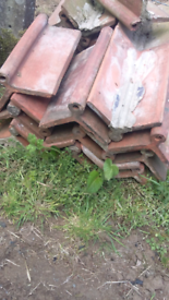 27,000 different types ridges tiles NEW and reclaimed