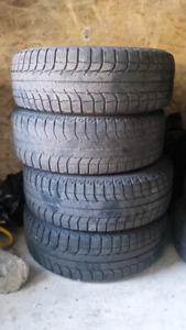 Michelin X-Ice 185 65 14 Winter Tires