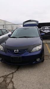 2005 Mazda 3 Hatchback Automatic 4 door
