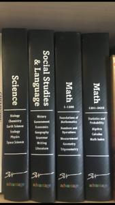 Selling University Prep /High school Books
