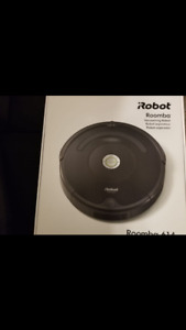 Roomba Vaccuming Robot