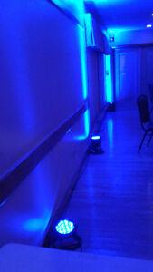 DRY ICE & LED LIGHTING RENTAL SERVICE Oakville / Halton Region Toronto (GTA) image 7