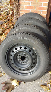 Michelin Snow Tires (set of 4)