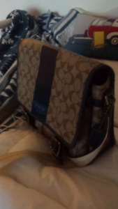Coach purse ..messenger bag