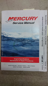 Service Manual de Mercury