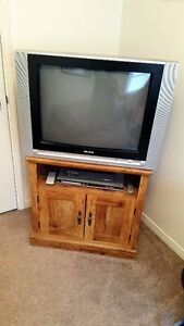 """27"""" TV & Stand"""