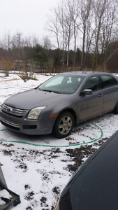 2006 ford fusion low kms