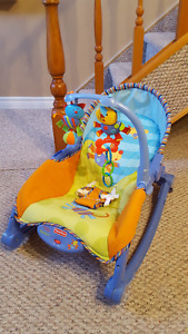 Baby Vibrating Chair/Toddler Rocking Chair