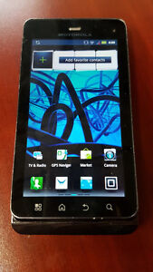 Motorola XT860 Droid cell phone (for use on Bell network)