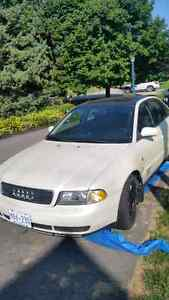 1996 Audi A4 or best offer