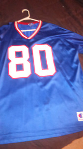 Eric Moulds BUFFALO BILLS jersey