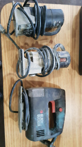 Older power tools
