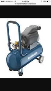 Air compressor - cheap