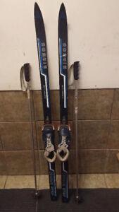 Ensemble de ski de fond pour enfants