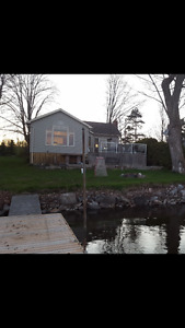 Rice Lake Waterfront House