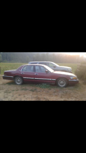 1992 Mercury Grand Marquis Other
