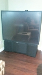"""Moving Sale - 63"""" Toshiba Projection TV"""