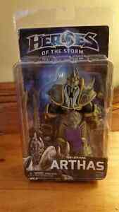 Unopened - Arthas (The Lich King) Heroes of the Storm figure Cambridge Kitchener Area image 1