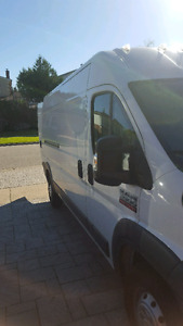Excellent condition Best Deal Promaster high roof
