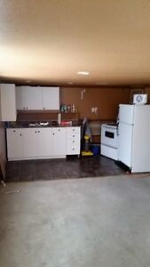 1 bedroom  Bachelor Suite..... sw hill area..... vacant