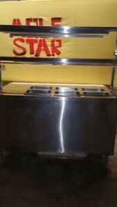 HOT TABLE BUFFET FOR SALE