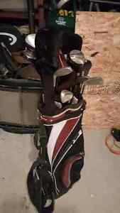 Top Flite Irons and Driver