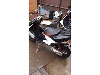 Yamaha airox 50cc