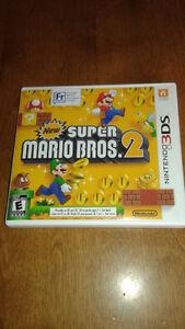 Jeux 3DS New Super Mario Bros.2