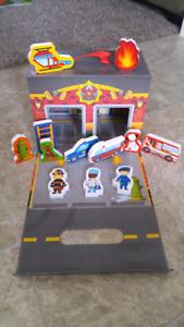 Firestation Set