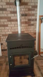 Pellet Stove Heatilator CAB 50