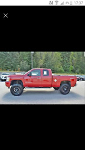2009 Chevy silverado ltz fullload take over payments